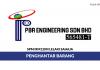 Penghantar Barang PBR Management ~ Gaji RM1200/ Lelaki Sahaja