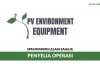 PV Environment Equipment ~Penyelia Operasi