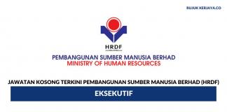 Pembangunan Sumber Manusia Berhad (HRDF)