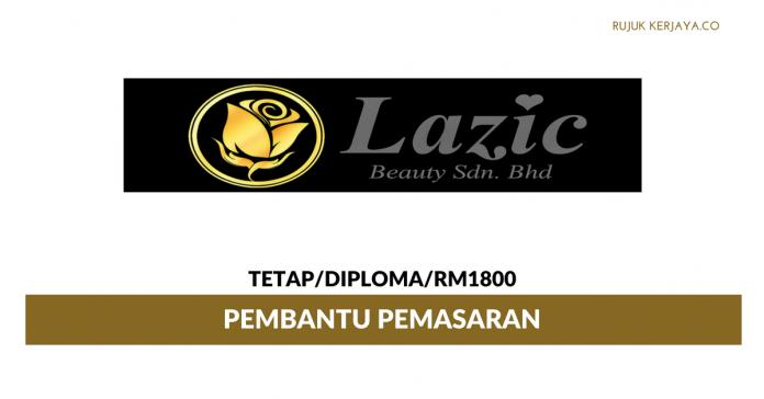 Penyambut Tetamu Lazic Beauty