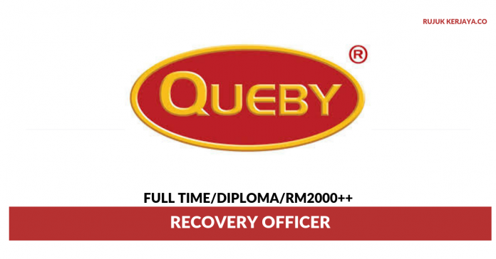 Queby Recovery Management ~ Recovery Officer
