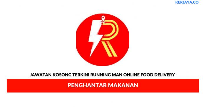 Permohonan Jawatan Kosong Running Man Online Food Delivery