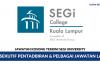 SEGi University ~ Eksekutif Pentadbiran & Pelbagai Jawatan Lain