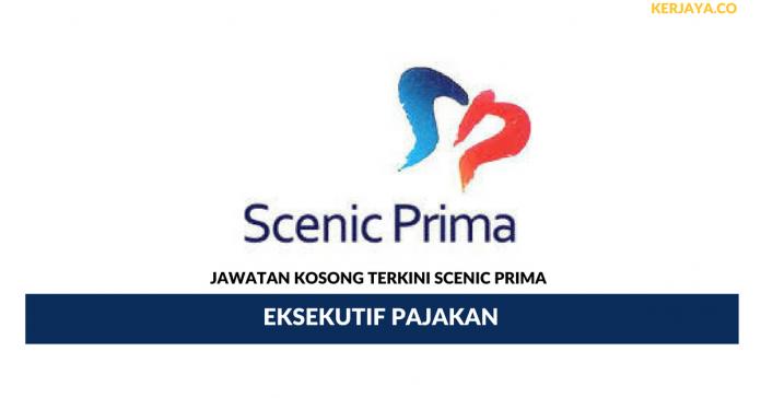 Permohonan Jawatan Kosong Scenic Prima