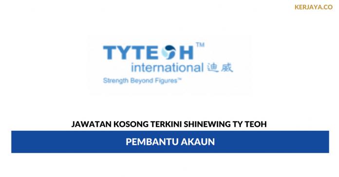 Permohonan Jawatan Kosong ShineWing TY Teoh