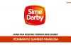 Sime Darby ~ Pembantu Sumber Manusia
