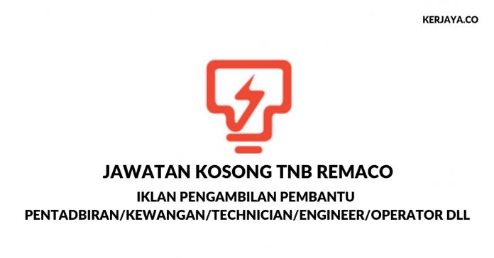 TNB Repair and Maintenance (TNB REMACO)