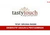 Tasty Touch Catering ~ Eksekutif Pentadbiran