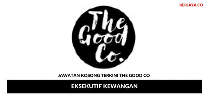 Permohonan Jawatan Kosong The Good Co