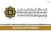 Universiti Islam Antarabangsa Malaysia UIAM ~ Pegawai Pentadbiran
