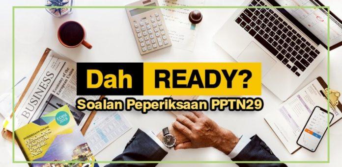 Contoh Soalan Penolong Pegawai Tadbir N29 (Rujukan Peperiksaan 2018)