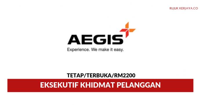 Aegis BPO Malaysia ~Eksekutif Khidmat Pelanggan