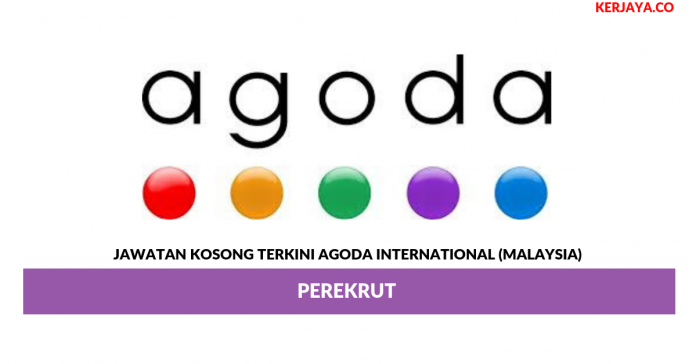 Jawatan Kosong Terkini Agoda International (Malaysia)
