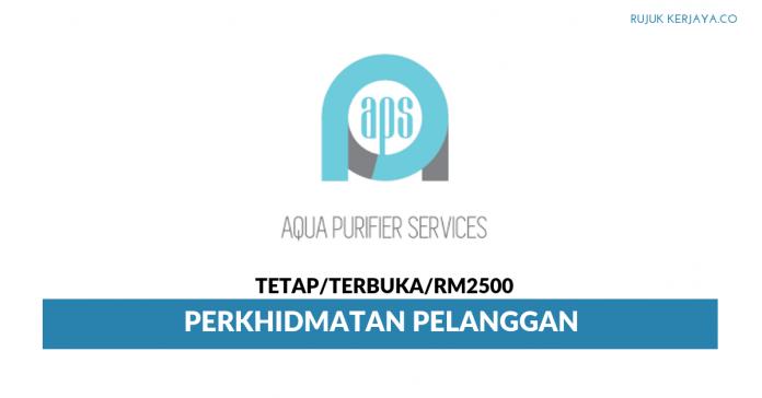 Aqua Purifier Services ~ Perkhidmatan Pelanggan