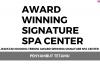Permohonan Jawatan Kosong Award Winning Signature Spa Center