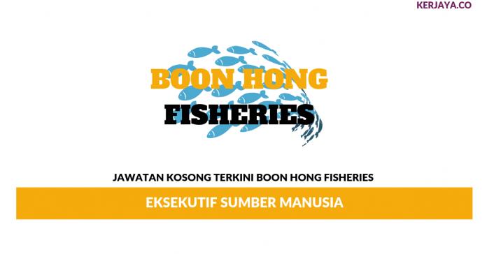 Permohonan Jawatan Kosong Boon Hong Fisheries