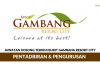 Bukit Gambang Resort City ~ Pentadbiran & Pengurusan