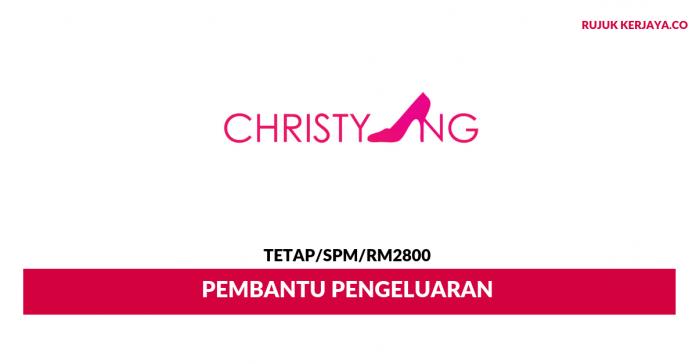 Christy Ng ~ Pembantu Pengeluaran