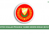 Contoh Soalan Peperiksaan Pegawai Tadbir Negeri Kedah (KCS) N41