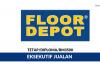 Floor Depot Retail ~Eksekutif Jualan