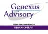 Genexus Advisory ~ Kerani Operasi