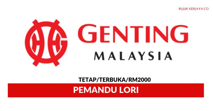 Genting Malaysia ~ Pemandu Lori