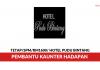 Hotel Pudu Bintang ~ Pembantu Kaunter Hadapan