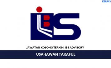 Permohonan Jawatan Kosong IBS Advisory (M) Sdn Bhd