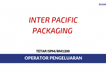Inter-Pacific Packaging ~ Operator Pengeluaran