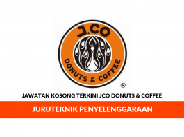 Permohonan Jawatan Kosong JCO Donuts & Coffee