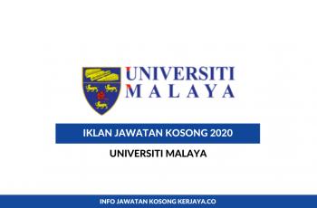 Jawatan Universiti Malaya