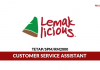 Lemaklicious ~ Customer Service Assistant