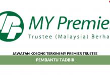 Permohonan Jawatan Kosong MY Premier Trustee