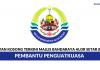 Majlis Bandaraya Alor Setar (MBAS) ~ Pembantu Penguatkuasa