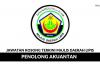 Majlis Daerah Lipis ~ Penolong Akuantan