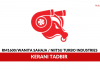 Niitsu Turbo Industries ~Kerani Tadbir