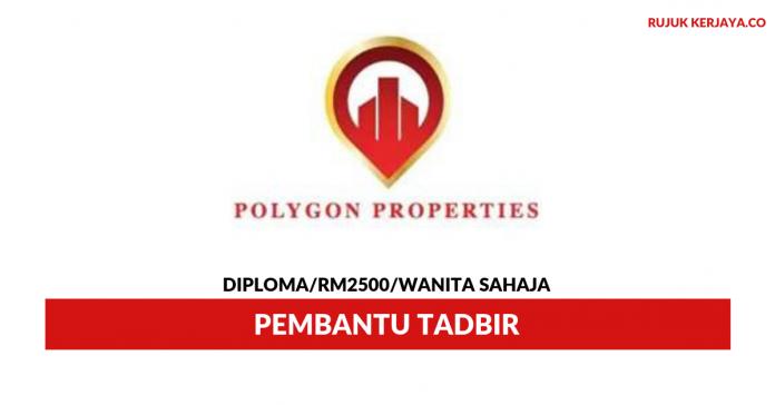 Polygon Properties ~ Pembantu Tadbir