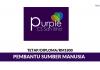 Purple CS ~ Pembantu Sumber Manusia