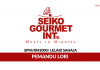 Seiko Gourmet International ~ Pemandu Lori