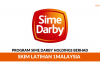 Sime Darby Holdings ~Skim Latihan 1Malaysia