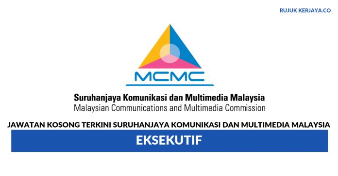 Suruhanjaya Komunikasi dan Multimedia Malaysia (SKMM) ~ Eksekutif