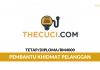 Thecuci Cleaning Services ~ Pembantu Khidmat Pelanggan