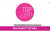 Toplash Beauty Asia ~ Penyambut Tetamu