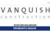 Vanquish Construction ~ Pembantu Akaun