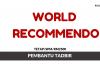World Recommendo ~ Pembantu Tadbir