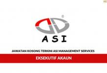 Permohonan Jawatan Kosong ASI Management Services