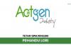 Actgen Industry ~ Pemandu Lori