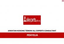 Permohonan Jawatan Kosong All Experts Consultant