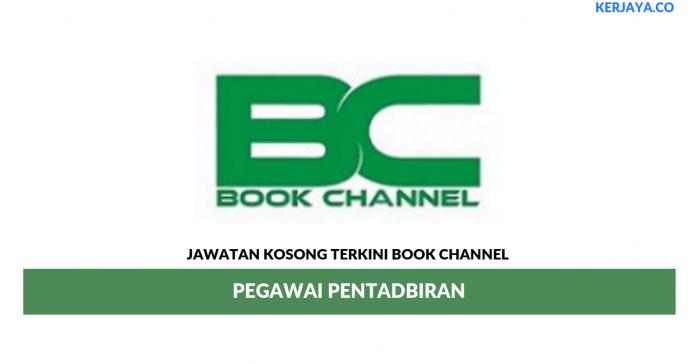 Permohonan Jawatan Kosong Book Channel