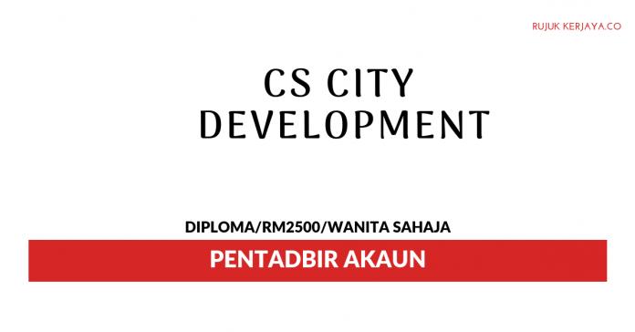 CS City Development ~ Pentadbir Akaun
